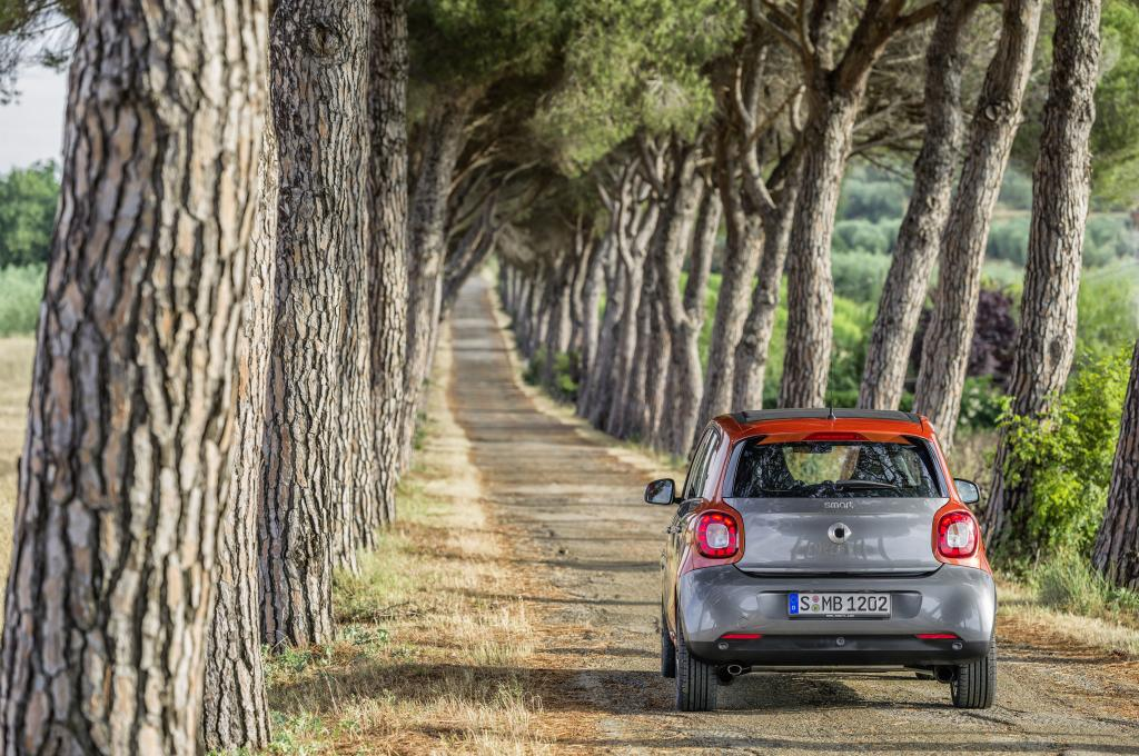 smart Forfour II