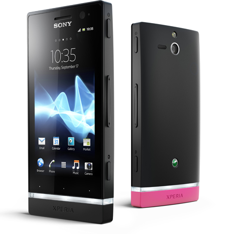 Sony Xperia U Orange Sosh