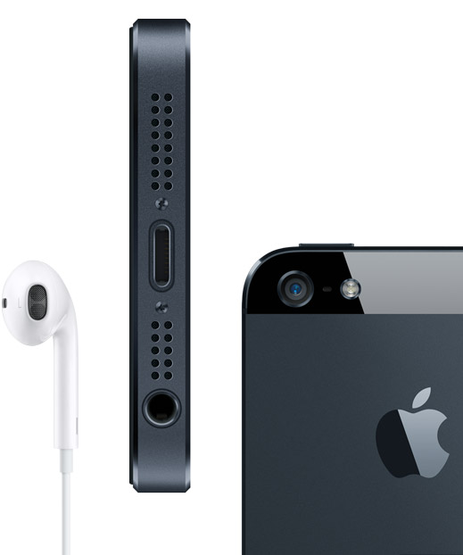 L'iPhone 5 affiche un nouveau design