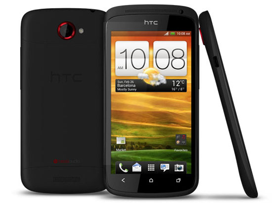 HTC One S NRJ Mobile
