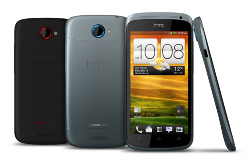 HTC One S promotion SFR