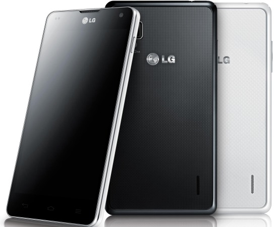 LG Optimus G lancement officiel