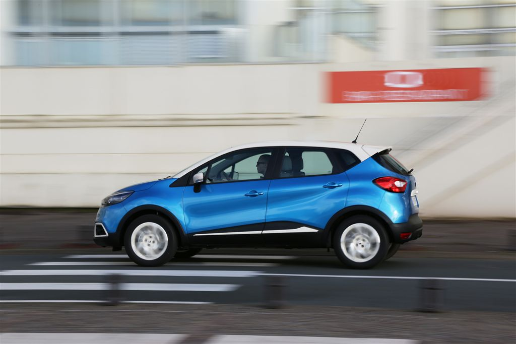 Renault Captur face
